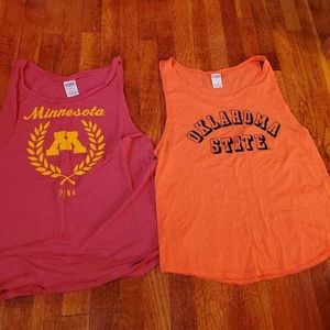 2 pk tanks from Pink